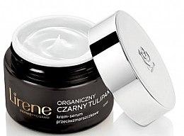 Düfte, Parfümerie und Kosmetik Anti-Falten Tagescreme-Serum für Gesicht 50+ - Lirene Black Tulip