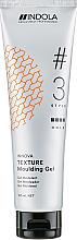 Düfte, Parfümerie und Kosmetik Modellierendes Haarstylinggel Ultra starker Halt - Indola Style Texture Moulding Gel #3