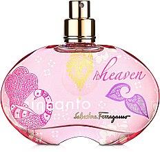 Düfte, Parfümerie und Kosmetik Salvatore Ferragamo Incanto Heaven - Eau de Toilette (Tester ohne Deckel)