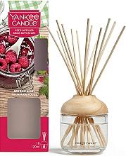 Düfte, Parfümerie und Kosmetik Raumerfrischer Rote Himbeere - Yankee Candle Reed Diffuser Red Raspberry
