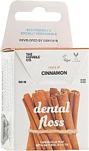 Düfte, Parfümerie und Kosmetik Zahnseide mit Zimt - The Humble Co. Dental Floss Cinnamon