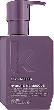 Düfte, Parfümerie und Kosmetik Feuchtigkeitsspendende und glättende Maske für krauses Haar - Kevin Murphy Hydrate-Me.Masque