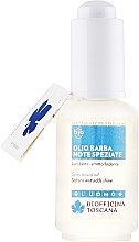 Düfte, Parfümerie und Kosmetik Bartöl mit würziger Duft - Biofficina Toscana Spicy Beard Oil