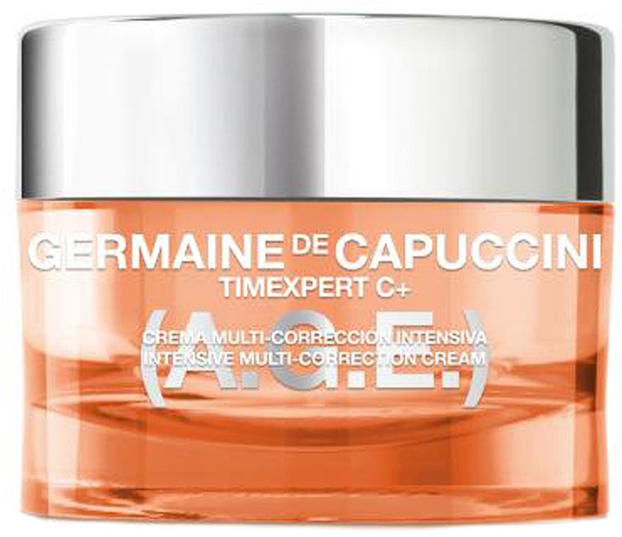 Intensive Multi-Korrektur Gesichtscreme - Germaine de Capuccini Timexpert C+ (A.G.E.) Intensive Multi-Correction Cream