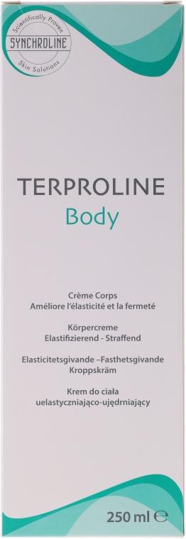 Regenerierende Körpercreme - Synchroline Terproline Body Cream