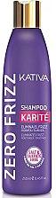 Düfte, Parfümerie und Kosmetik Glättende Haarspülung - Kativa Zero Frizz Shampoo