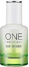 Düfte, Parfümerie und Kosmetik Anti-Aging-Gesichsserum - Holika Holika One Solution Super Energy Ampoule Anti Wrinkle