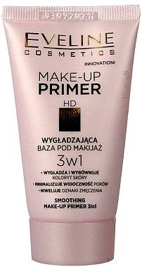 Make-up Primer 3 in 1 - Eveline Cosmetics Smoothing Make-up Primer 3v1