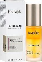 Düfte, Parfümerie und Kosmetik Beruhigendes Gesichtsserum für gestresste und empfindliche Haut - Babor Skinovage Calming Bi-Phase Serum