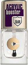 Düfte, Parfümerie und Kosmetik Decklack mit Glanzeffekt - Delia Acrylic Booster Top Coat