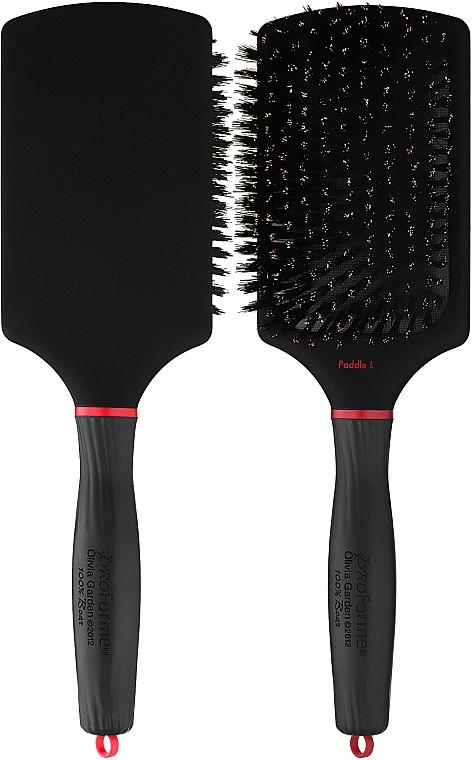 Haarbürste - Olivia Garden Pro Forme Paddle Boar Large — Bild N1