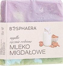 Düfte, Parfümerie und Kosmetik Handgemachte Naturseife mit Mandelmilch-Duft - Bosphaera