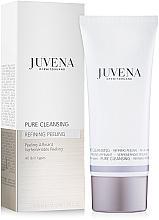 Düfte, Parfümerie und Kosmetik Zartes verfeinerndes Peeling mit Bambuspulver - Juvena Pure Cleansing Refining Peeling