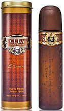 Düfte, Parfümerie und Kosmetik Cuba Brown - Eau de Toilette