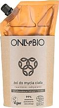 Düfte, Parfümerie und Kosmetik Feuchtigkeitsspendenes und pflegendes Duschgel (Doypack) - Only Bio Fitosterol