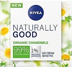 Düfte, Parfümerie und Kosmetik Tagescreme für empfindliche Haut mit Kamille - Nivea Naturally Good Day Sensitive Care