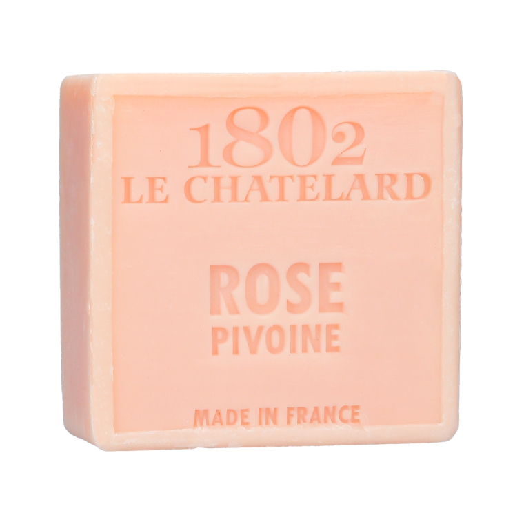 Seife Pfingstrose - Le Chatelard 1802 Soap Rose Pione