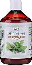 Düfte, Parfümerie und Kosmetik Shampoo mit Kräuteressig für stapaziertes Haar - Eco U Herebal Vinegar Shampoo