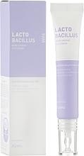 Düfte, Parfümerie und Kosmetik Feuchtigkeitsspendende Augencreme für extrem trockene und empfindliche Haut - A'pieu Lacto Bacillus Moisturizing Eye Cream