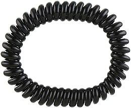 Düfte, Parfümerie und Kosmetik Haargummis schwarz 3 St. - Invisibobble Slim True Black