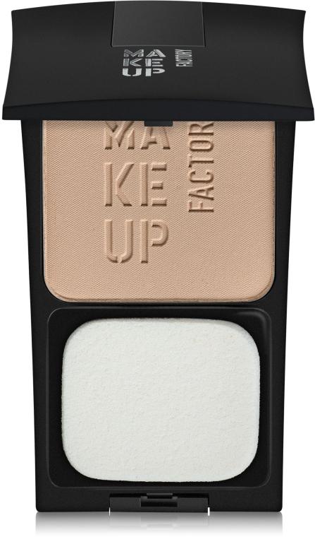 Kompakter Gesichtspuder - Make Up Factory Compact Powder