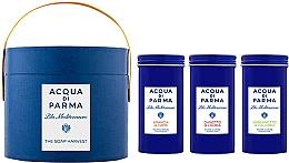 Düfte, Parfümerie und Kosmetik Acqua di Parma Blu Mediterraneo - Seifenset (Seife 3x70g)