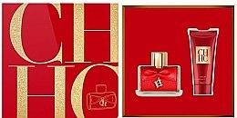 Düfte, Parfümerie und Kosmetik Carolina Herrera CH Privee - Duftset (Eau de Parfum/80 ml + Körperlotion/100 ml)