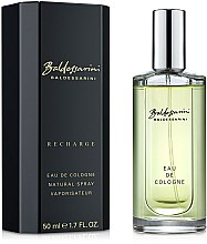 Düfte, Parfümerie und Kosmetik Baldessarini Recharge Eau de Cologne Spray - Eau de Cologne (Nachfüller mit Spender)