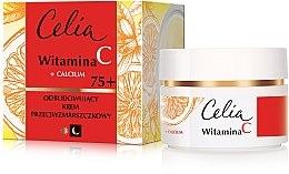 Düfte, Parfümerie und Kosmetik Anti-Aging Tages- und Nachtcreme 75+ - Celia Witamina C