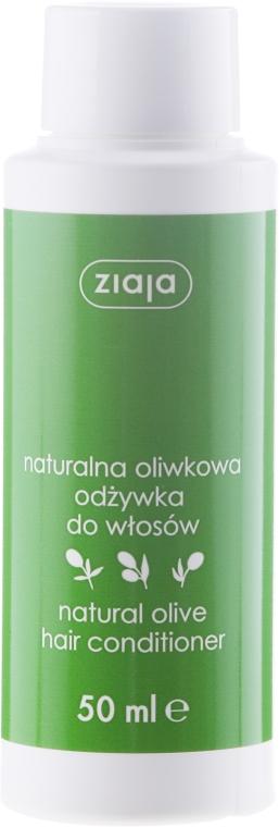 Haarspülung mit Olivenextrakt - Ziaja Olive Natural Hair Conditioner Travel Size — Bild N1
