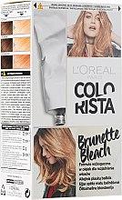 Düfte, Parfümerie und Kosmetik Aufhellende Haarcreme - L'Oreal Paris Colorista Brunette Bleach