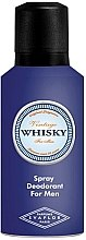 Düfte, Parfümerie und Kosmetik Evaflor Whisky Vintage - Deodorant