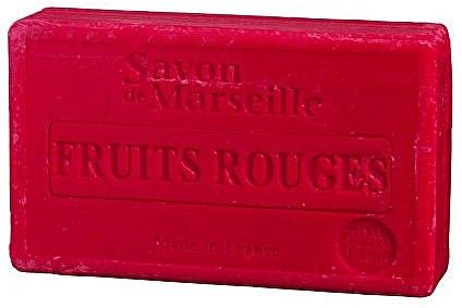 Naturseife mit roten Früchten - Le Chatelard 1802 Red Fruit Soap