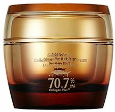 Düfte, Parfümerie und Kosmetik Creme-Maske für das Gesicht mit Kollagen und Kaviarextrakt - SkinFood Gold Caviar Collagen Plus Mask Cream