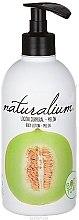 Düfte, Parfümerie und Kosmetik Nährende Körperlotion mit Melonenduft - Naturalium Body Lotion Melon