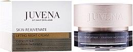 Düfte, Parfümerie und Kosmetik Straffende Liftingcreme für die Nacht - Juvena Skin Rejuvenate Lifting Night Cream Normal To Dry Skin