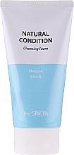 Düfte, Parfümerie und Kosmetik Feuchtigkeitsspendender Gesichtsreinigungsschaum - The Saem Natural Condition Cleansing Foam
