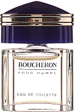Düfte, Parfümerie und Kosmetik Boucheron for men - Eau de Toilette (Mini)