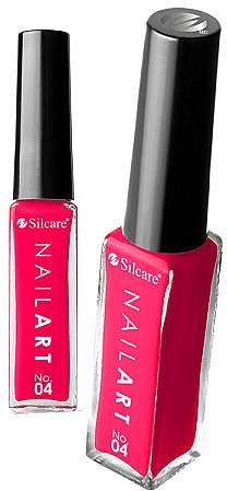 Nagellack - Silcare Nail Art