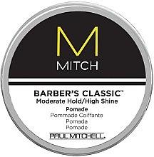 Düfte, Parfümerie und Kosmetik Haarpomade mit leichter Fixierung - Paul Mitchell Mitch Barber's Classic