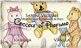 Düfte, Parfümerie und Kosmetik Naturseife Vanille - Florinda Sapone Vegetale Vegetal Soap Vanilla