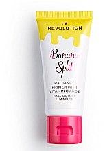 Düfte, Parfümerie und Kosmetik Gesichtsprimer mit Vitamin C - I Heart Revolution Face Primer Banana Split