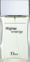 Düfte, Parfümerie und Kosmetik Christian Dior Higher Energy - Eau de Toilette (Tester mit Deckel)