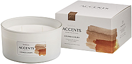 Düfte, Parfümerie und Kosmetik Duftkerze im Glas Lounge luxury 75/137 - Bolsius Aromatic