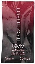 Düfte, Parfümerie und Kosmetik Gian Marco Venturi GMV Essence for Men - Eau de Toilette (Probe)