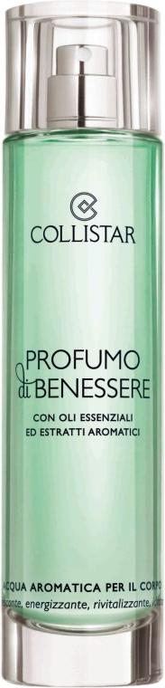 Körperwasser mit ätherischen Ölen und aromatischen Extrakten - Collistar Speciale Benessere Profumo di Benessere — Bild N1