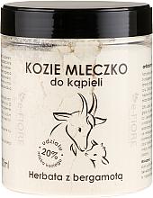 Düfte, Parfümerie und Kosmetik Ziegenmilch zum Baden mit Bergamotte - E-Fiore Bergamot Bath Milk