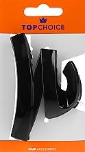 Düfte, Parfümerie und Kosmetik Haarklammer 25525 schwarz - Top Choice