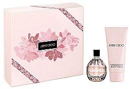 Düfte, Parfümerie und Kosmetik Jimmy Choo Eau de Parfum - Duftset (Eau de Parfum 60ml + Körperlotion 100ml)
