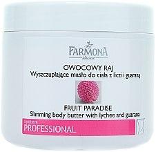Anti-Cellulite Körperbutter - Farmona Fruit Paradise — Bild N3